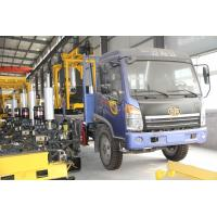 Wholesale Factory Directly Supply Hydraulic Borehole Machine Truck Mounted from china suppliers