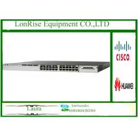 Wholesale Cisco Catalyst WS-C3750X-24T-E Gigabit PoE Switch L3 managed 24x10/100 from china suppliers
