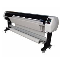 China Advanced High Speed  Continuous Ink Supply Inkjet Plotter for Appael Pattern Design on sale