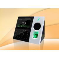 Buy cheap Fingerprint / Palm Multi - Biometric Facial Recognition Access Control System from wholesalers