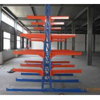 Wholesale Industural light duty racking system , Long span cantilever lumber racks from china suppliers