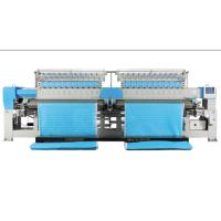 Wholesale Straight Line Automatic Embroidery Sewing Machine 22 Heads For Quilting 1.6m Blankets from china suppliers
