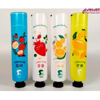 Wholesale 30ml hand cream tube with octagonal cap from china suppliers