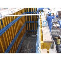 Quality Custom Platform Formwork / Automatic Climbing Formwork For Equipment Shaft , Elevator Shaft for sale