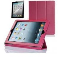 Wholesale HXIC004 Smart rose-red TPU PU for Apple iPad / ipad 2 Smart Cover Cases from china suppliers