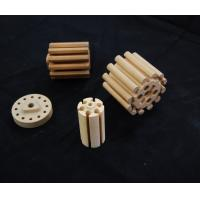 Wholesale Porous Ceramic Tubes, Cordierite Ceramics Part For Microelectronics Industry from china suppliers