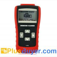 Wholesale Professional Vehicle OBD-II and EOBD Code Scanner with 3.0 Inch LCD Screen from china suppliers