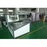 Quality PET / PP / PE Plastic Container Screen Print Machine 4000pcs / hr With IR Dryer for sale