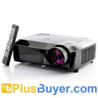 Wholesale HD Fantasy - Dual Core Android 4.2 HD Projector (2800 Lumens, 2000:1, 1.4GHz, WiFi, Black) from china suppliers