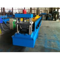 Wholesale 3 Tons Decoiler Door Frame Roll Forming Machine 40GP Container from china suppliers