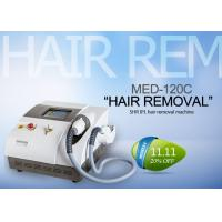 Wholesale Beauty Salon IPL SHR Hair Removal Machine For Full Body / Underarms / Legs from china suppliers