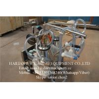 Wholesale Price Of a Milking Machine For Goat , Goat Milking Machine With 25 Liter Buckets from china suppliers