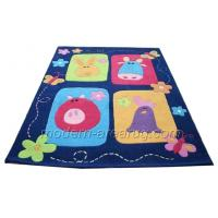 Wholesale Contemporary Design Blue Kids Play Rug, Multi Colored Childrens Rooms Rugs from china suppliers