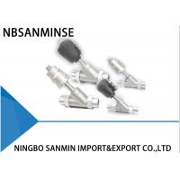 Wholesale High Reliability Sanmin Angle Seat Piston Valve Plunger Pilot Operating JDF200 Series from china suppliers