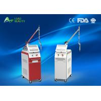 Wholesale Q - Switched Nd Yag Laser Tattoo Removal Machines Easy Operation 1064nm 532nm from china suppliers