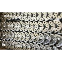 Wholesale Galvanized Steel Sheet Spacer Rings For Wrapped Tension Fin Tubes from china suppliers