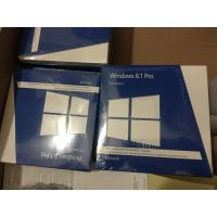 Wholesale Microsoft Software Windows 8.1 Product Key Sticker Desktop / Laptop from china suppliers