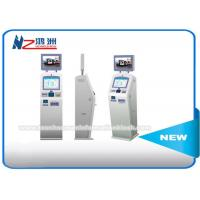Wholesale Multifunction Interactive Information Kiosk WIFI Connection Floor Standing from china suppliers