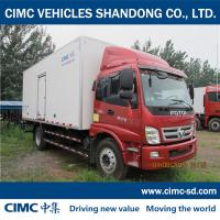 Wholesale 4*2 FOTON CHASSIS refrigerated truck refrigerated trailers for sale food truck sales from china suppliers