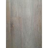 Buy cheap white Oak HDF engineered wood flooring, HDF core, click system, different color stain and surface available from wholesalers