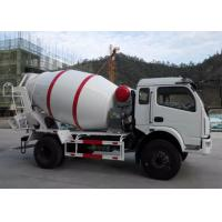 Wholesale DFAC Dongfeng 4X2 5M3 Small Concrete Truck , 5 Cubic Meters Concrete Cement Mixer Truck from china suppliers