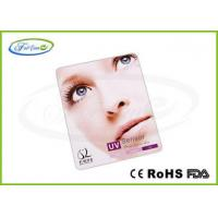 Wholesale Summer Skin Care Color Changing UV Testing Sensor Card for Check UV Radiation Intensity from china suppliers