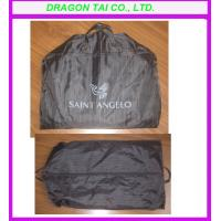 Wholesale polyester Suit garment bag, hanging garment bag, garment bag from china suppliers