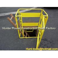 Wholesale Telstra Approved Yellow Manhole Barrier Guard Fence from china suppliers