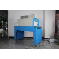 Wholesale Model noBS-300LDHot Sale Shrink Tunnel packaging machine, Steel of material,Blue with White color Tunnel  size 300x150mm from china suppliers