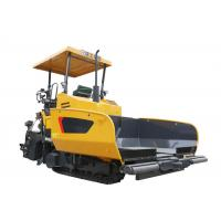 Wholesale XCMG Concrete Asphalt Paver Machine Rental , 12 tons Hopper Capacity Road Paving Machine from china suppliers