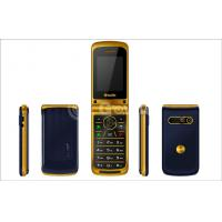 Wholesale 2.4 Inch Camera Flip Model Mobile Phones , 8G TF card and 2415 Speaker from china suppliers
