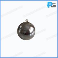 Buy cheap Large Supply 500g Steel Ball with Ring  for Impact Test Conforms to  IEC60598-1 and IEC60950-1 from wholesalers