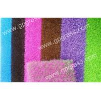 Wholesale Outdoor Playground Soft Fake Turf Grass For Backyard 40mm Dtex9000 from china suppliers