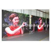 Wholesale 250 by 250 mm LED Panel with PH 3.91 Indoor LED Screen Rental with Light Weight from china suppliers