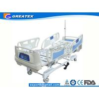 Wholesale BG7012 Five 5 functions icu hospital bed electric medical hospital bed for patient from china suppliers