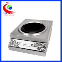 Wholesale 5000W Commercial Single Induction Cooker Concave Stove For Restaurant from china suppliers