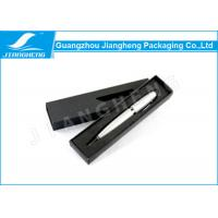 Wholesale Pen Packaging Clear Window Cardboard Gift Box Black High End Printed from china suppliers