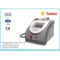 Wholesale Portable Grey Q Switch Laser Tattoo Removal Machine / Age Spot Removal Machine from china suppliers
