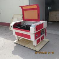 Wholesale Clothes Paper Laser Cutting Machine , Laser Engraving Equipment Adopt DSP Control System from china suppliers