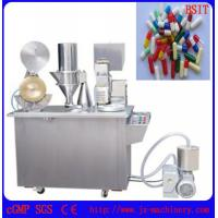 Quality Semi-Automatic Hard Capsule Filling Machinery with capacity1-25000pcs/H for sale