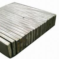 Wholesale 201/304/316/316L/410/431 stainless steel square bars, hot-rolled, annealed and pickled surface from china suppliers