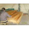 Buy cheap White / Brown Birch Rotary Cut Wood Veneer , Quilted Maple Veneer from wholesalers