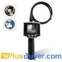 Wholesale Video Borescope - Waterproof Inspection Camera with 2.4 Inch View Screen from china suppliers
