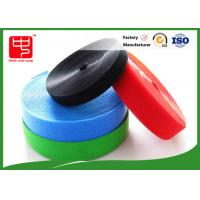 Wholesale Colorful Hook And Loop Velcro Rolls / Soft Heavy Duty Hook And Loop from china suppliers
