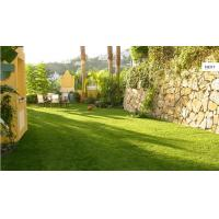 Buy cheap 11000Dtex 38mm PE Fake Artificial Grass Carpet for Garden Decoration from wholesalers