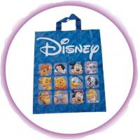 Wholesale Fashion Blue Disney Soft Loop Plastic Handle Bags Promotional from china suppliers