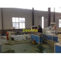 Wholesale PVC Braided Hose Plastic Extruding Machine 6-50mm PVC Pipe Production Line from china suppliers