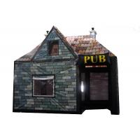 Wholesale Large PVC Tarpaulin Comercial Inflatable Pub Tent Inflatable Bar Tent from china suppliers