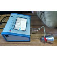 Wholesale Ultrasonic Impedance Analyzer Testing Frequency / Impedance / Static Capacity from china suppliers