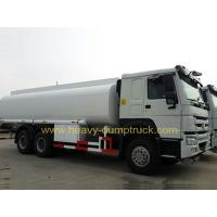 Wholesale 22cbm Fuel Oil Delivery Truck with 336 Hp engine for Transportation , RHD optional from china suppliers